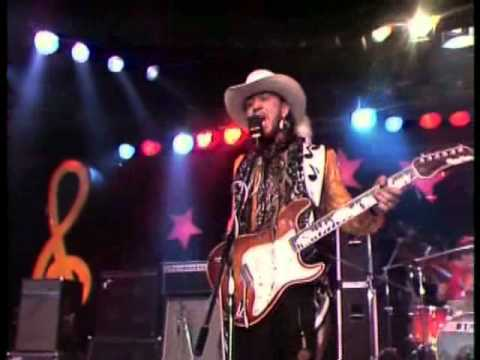 Stevie Ray Vaughan - Texas Flood - Live At Montreux85