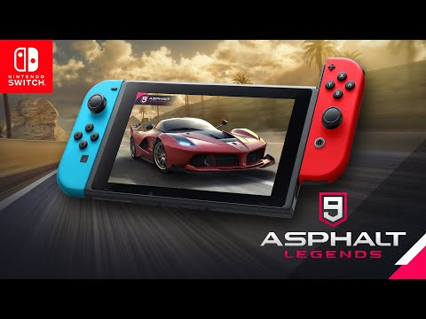 BREAKING NEWS! Asphalt 9: Legends Enters a New Era
