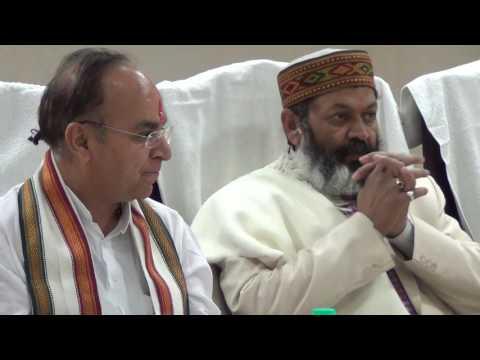 Medical Astrology Seminar SLBSRSV NEW DELHI Part -I