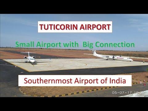 Tuticorin (Thoothukudi) Airport Promotional Video