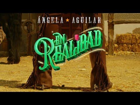Ángela Aguilar - En Realidad (Video Oficial) - Angela Aguilar Oficial
