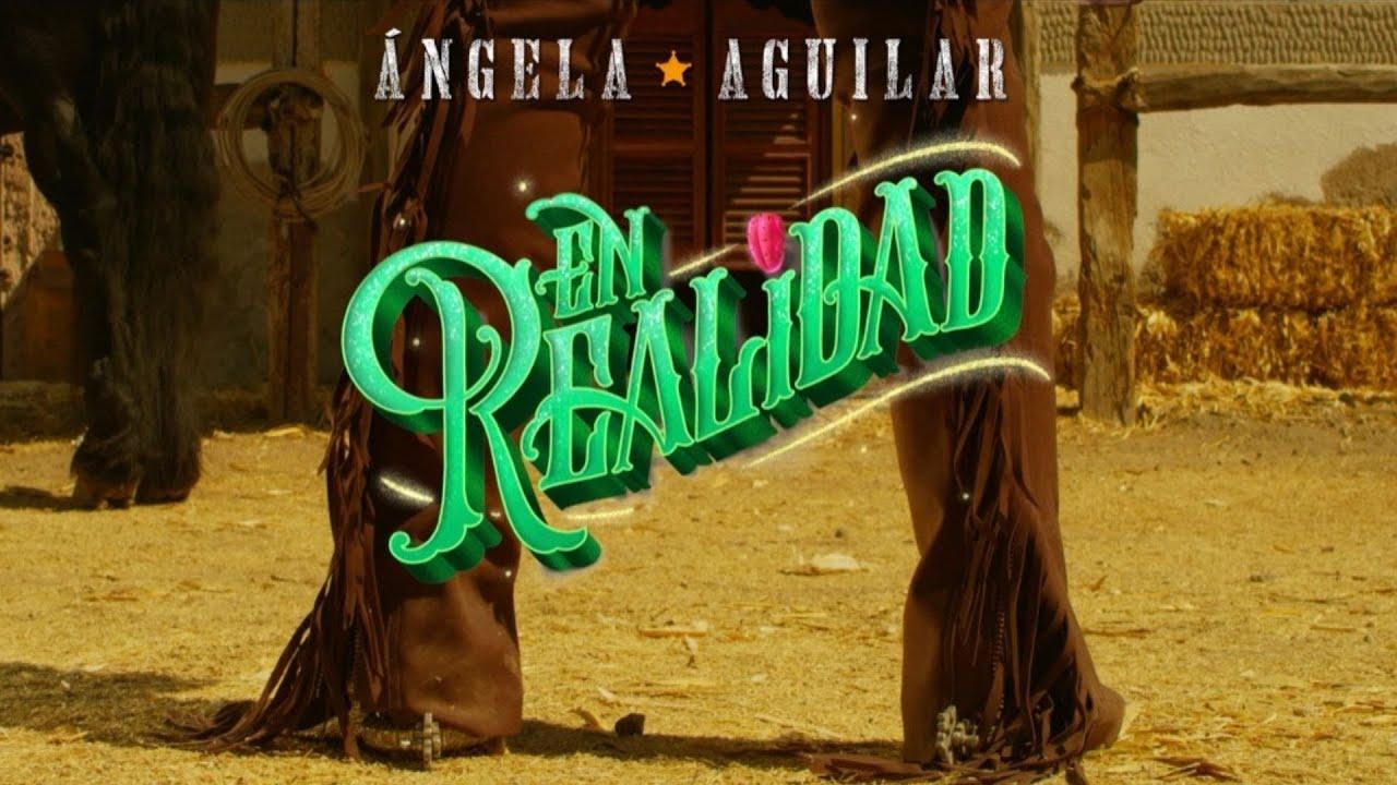 Download Ángela Aguilar - En Realidad (Video Oficial)