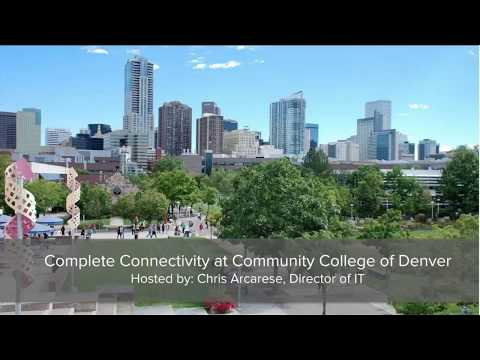 Complete Connectivity at Community College of Denver