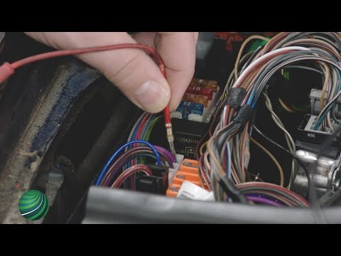 Mercedes Benz Electronic Ignition System (EIS) Diagnosis