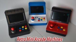 Mini Retro Arcade - The Ultimate Mini Cabinet Multi Platform Console / Handheld ?