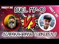 WAWAN MKS AURA NESC  VS LETDA HYPER JUARA CREATOR GAMES | SENJATA MP-40 ONLY | FREE FIRE INDONESIA