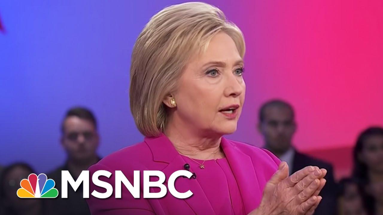 Hillary Clinton Refuses To Raise Retirement Age Msnbc