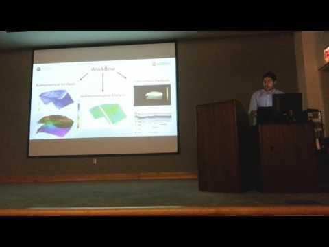 """Karim Khachab """"Integrating AUV-borne multibeam bathymetry..."""" University of Mississippi"""
