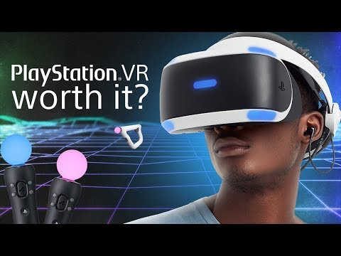 Is PlayStation VR Worth It Now In 2019?