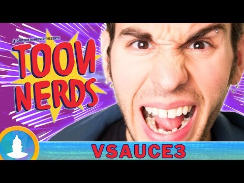 Toon Nerds LIVE Episode 4 with Jake Roper of Vsauce3 on Cartoon Hangover