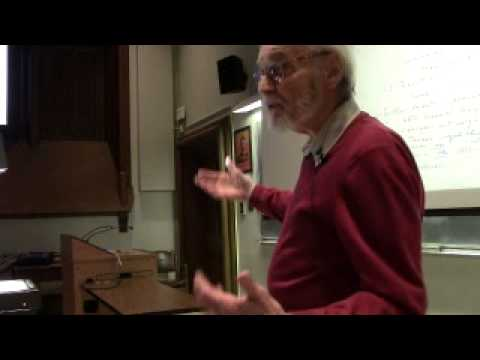 Professor John Valleau: Nuclear Fission and the Search for Defences