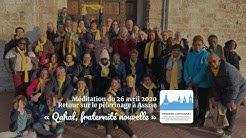 Retour sur le pèlerinage à Assise - Méditation du 26 avril 2020 – Qahal, fraternité nouvelle