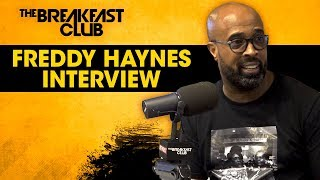 Dr. Freddy Haynes Discusses The Cross Between Scriptures And The Streets, His Book + More