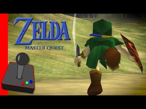 Zelda 64 Unused Beta Attacks & Animations | Beta Quest - H4G
