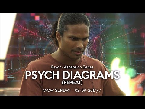 Kirby de Lanerolle | Psych Diagrams (Repeat) | 03rd September 2017 | WOWLife Chiurch
