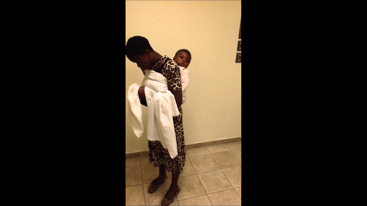 Ghanaian Baby Wraps Youtube
