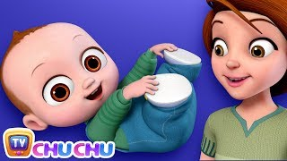 Baby's First Steps Song - ChuChu TV Nursery Rhymes & Kids Songs
