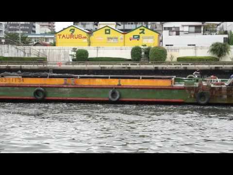 Japan - Tokyo boat cruise
