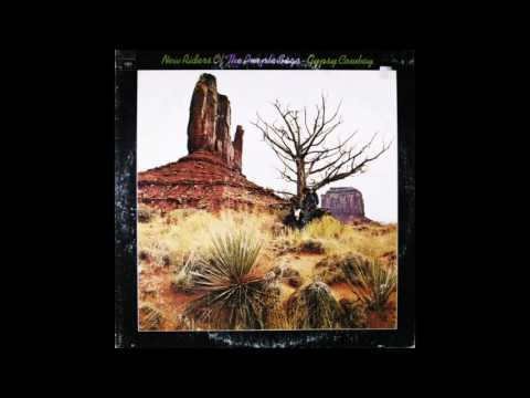 New Riders Of The Purple Sage - Gypsy Cowboy (1972) (US Columbia vinyl) (FULL LP)