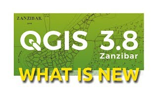 QGIS User 0016 - What's new in QGIS 3.8