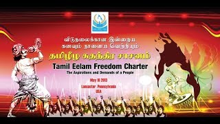 Tamil Eelam Freedom Charter (MAY 2013) - 04.11.2019
