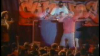 KRS ONE & Boogie Down Productions - Live [circa 1990]