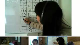 参加型ライブ授業 #日本語教師 #海外で子育て #オンラインレッスン #海...