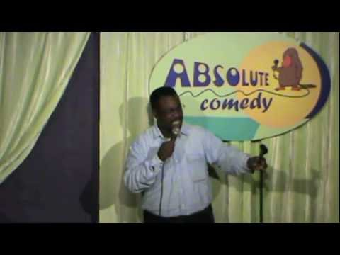 Michael G. Morrison @ Absolute Comedy(Second City Comedy 101 Show)
