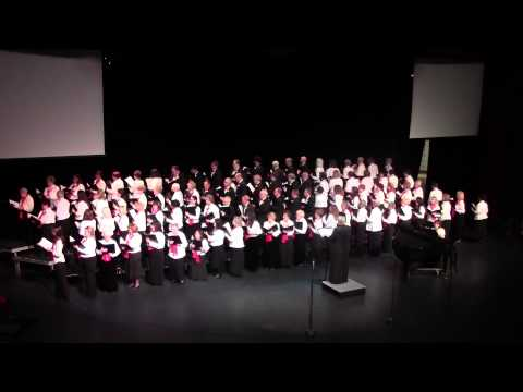 The One Horse Open Sleigh by Pierpont, Troy Community Chorus