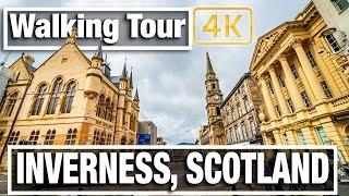 City Walks - Inverness Walking Tour - Virtual walk  and  Walking Treadmill Video