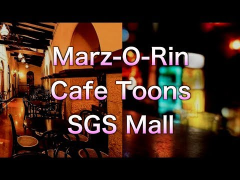 Pune City | Marzorin Pune Sandwich | Cafe Toons | SGS Mall