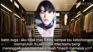 FF BTS Imagine Suga Well Intended Love Eps. 25 Sub Indo
