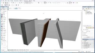 ПC Методом Линии Привязки: Стены