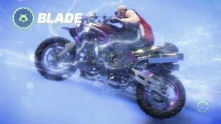 ONRUSH - Motorbike Race - Uprising Chapter - Glory Dam: Countdown