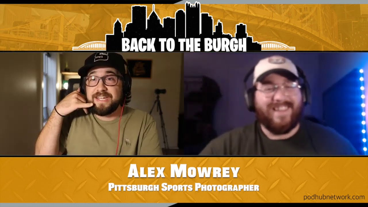 Pittsburgh Sports Photographer Alex Mowery