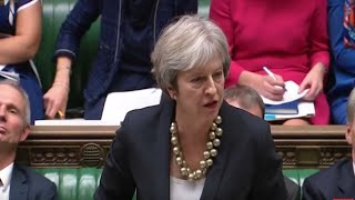Theresa May expected to make statement on Brexit