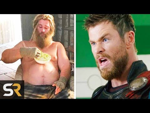 The Problem With THOR In Avengers: Endgame