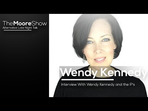Interview With Wendy Kennedy and the P's - The 9th Dimensional Pleiadians 2017