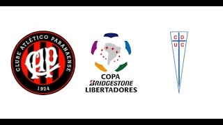 Atletico PR vs Universidad Catolica full match
