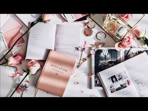 2018 Artist of Life Workbook + Mastermind   Lavendaire