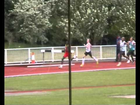 U20M 2011 400m South Of England Champs