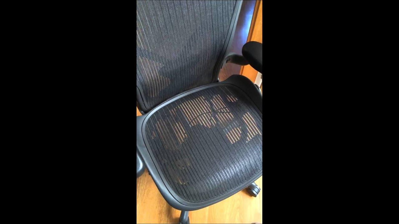 uk availability 04ff3 db5ff Herman Miller Aeron (ebay ad from seller: casa_office_furniture)