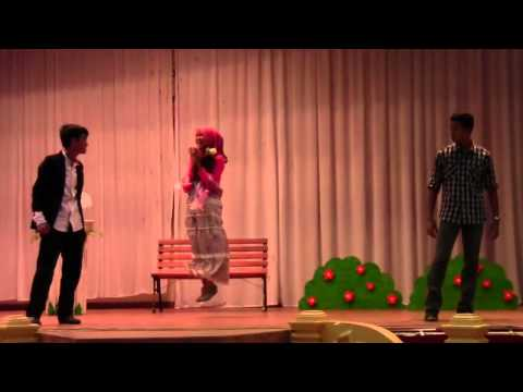 English Drama Competition SBP INTESABER 2013