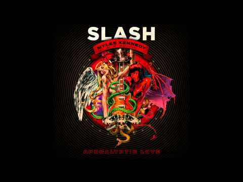 Slash – Anastasia (HQ Audio)