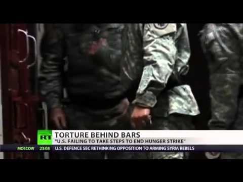 Force feeding at Gitmo branded 'torture' by UN  YouTube