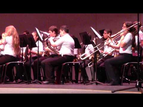 Omni Middle School Band 2015