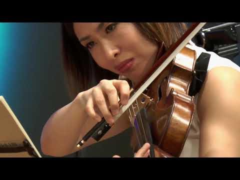 "Amaryllis Quartett - Haydn string quartet op. 64 no 5, ""The Lark"", 2nd movement"