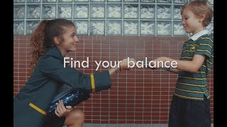 Find Your Balance at AISHK