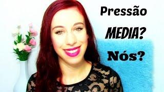 Responsáveis pela pressão na imagem corporal/social/profissional: nós ou os media?