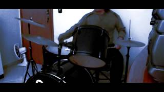 U2 Until the End of the World (Drums Cover) By Paulo Vetri